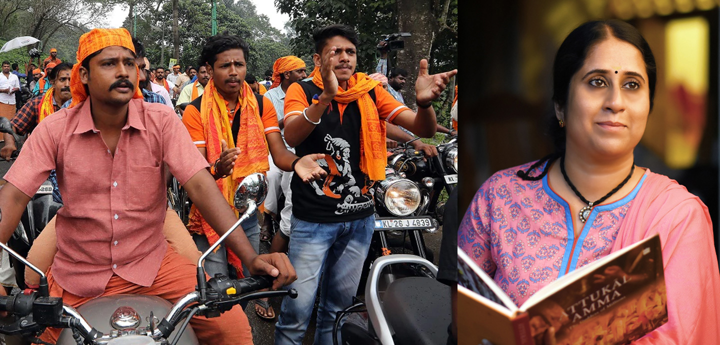 """The Sabarimala Conflict is a Case of Brahminical Patriarchy"" – Author Lekshmy Rajeev"