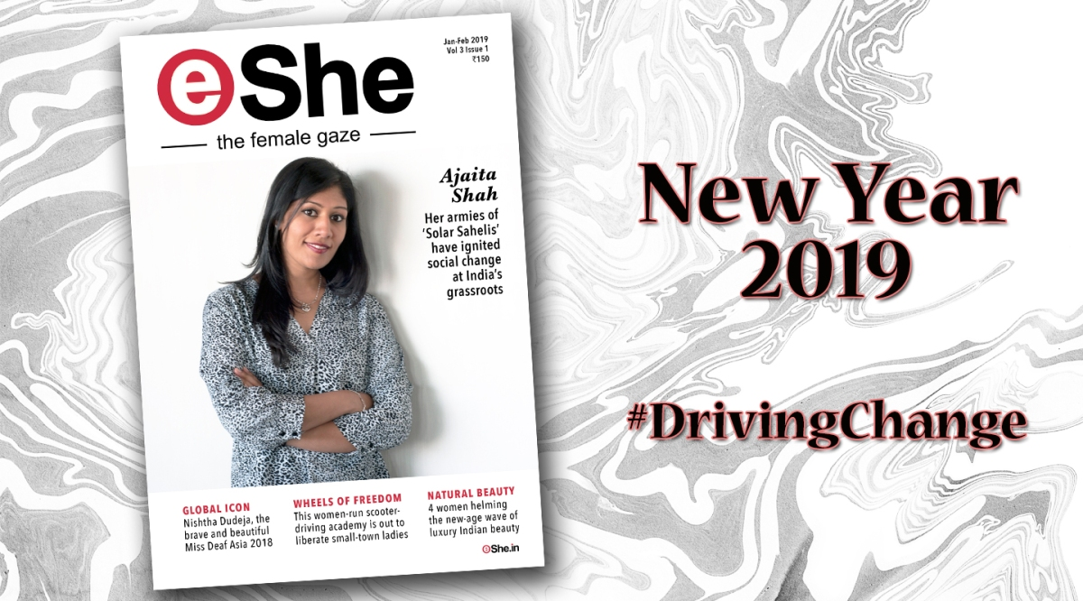 Read the Jan-Feb 2019 Issue of eShe Magazine