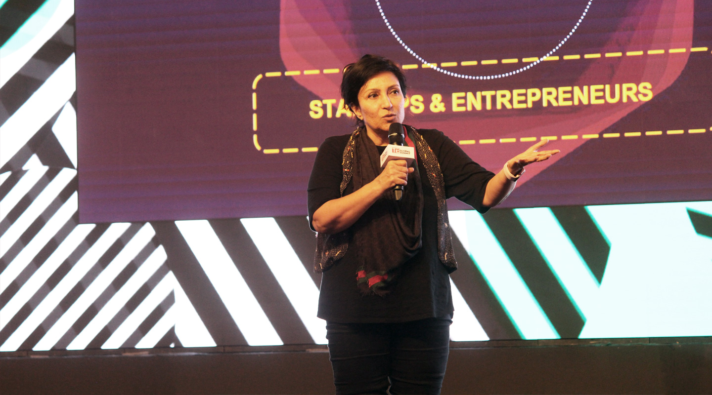 """We Need More Badass Women on Stage"" – Silicon Valley Angel Investor Asha Jadeja Motwani"