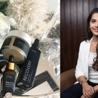 She's Giving Traditional Natural Beauty a Modern, Luxurious Twist