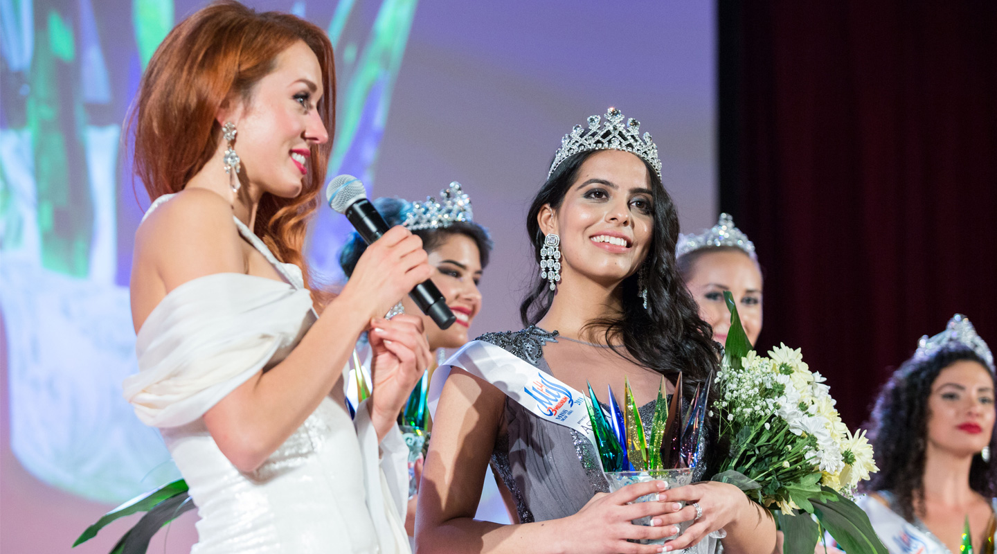 What It Takes to be India's First Miss Deaf Asia