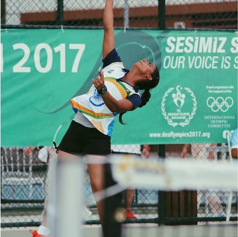 nishtha dudeja_world_deaf_tennis_championship