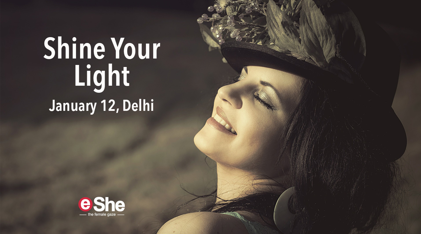 Ready to 'Shine Your Light'? Introducing eShe's Personal Growth Workshops