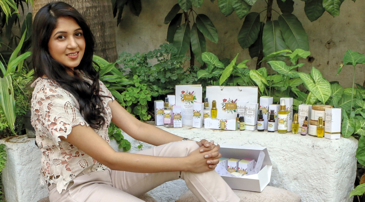 This 24-Year-Old Is Growing a Global Luxury Brand in the Fields of Raipur