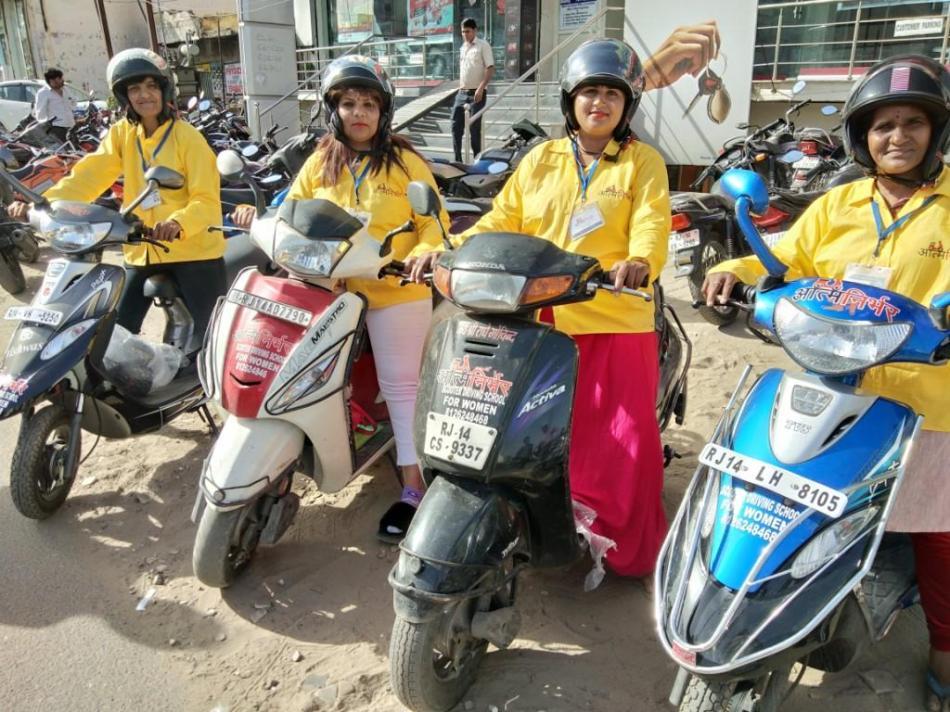 Aatm Nirbhar riders