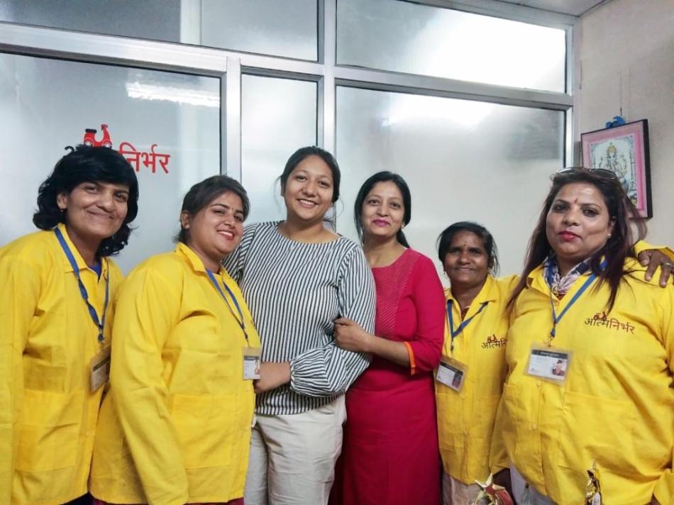 Aatm Nirbhar team