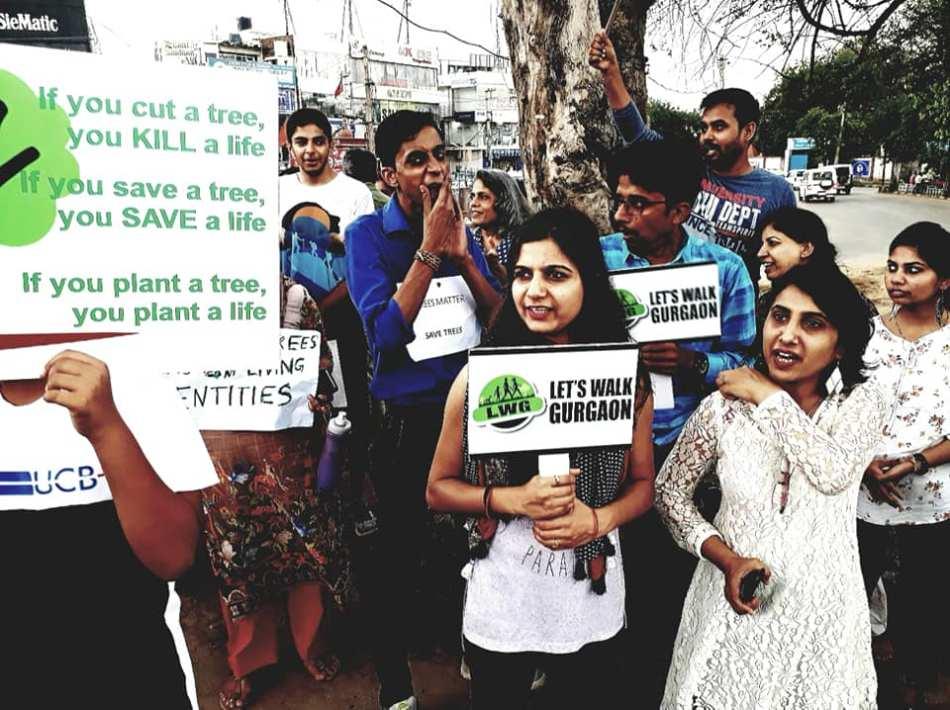 Delhi Tree SOS