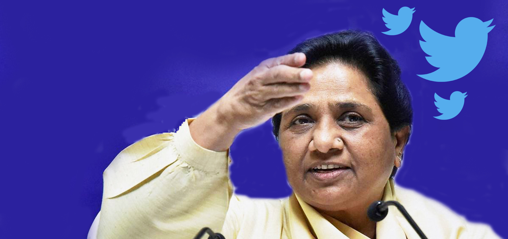 Mayawati's Digital Makeover Gives Away Her Ambition for a Role at the National Stage