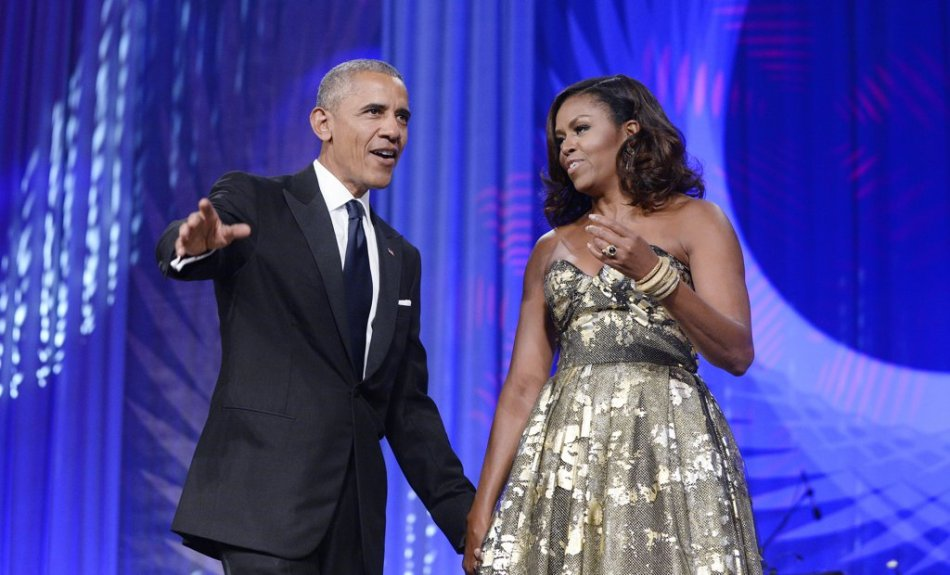 Michelle-Obama-Gold-Dress-Phoenix-Awards-Dinner-2016