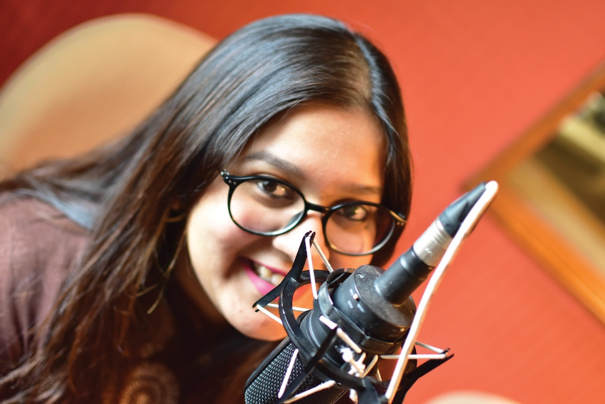 RJ Meenal on How to Rock the Airwaves with a Smile, No Matter What