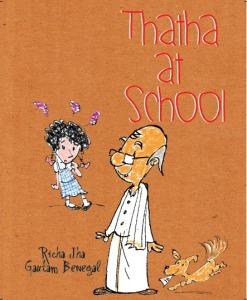 Books Thatha at School