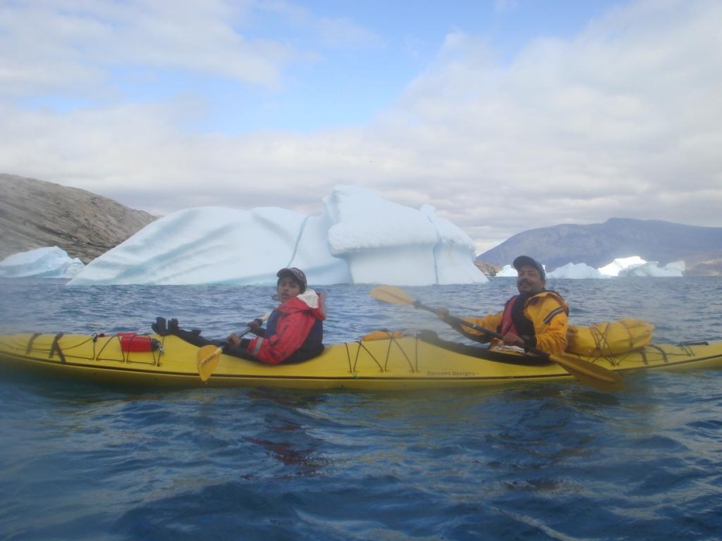 Deeya Bajaj Greenland