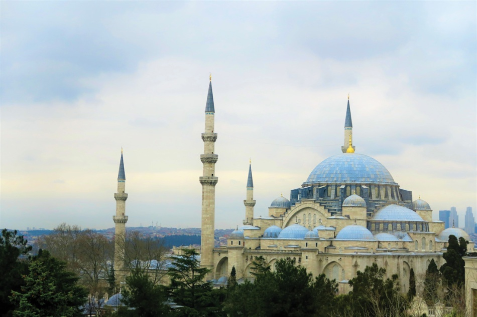 istanbul-suleymaniye