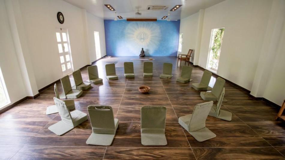 Swatantra Kalra Lotus Hall