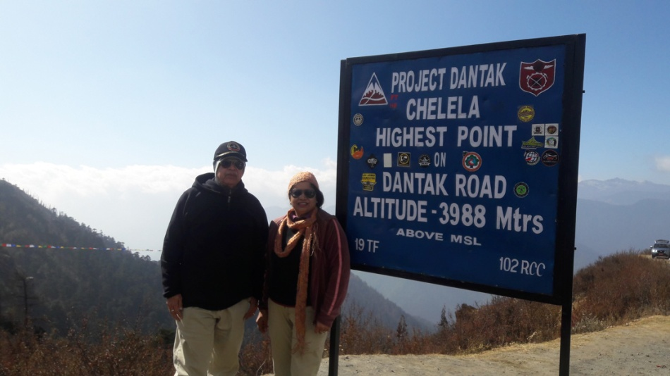 Bhutan-Chele-La-Mountain-Pass