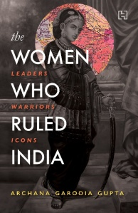 Books - women who ruled india