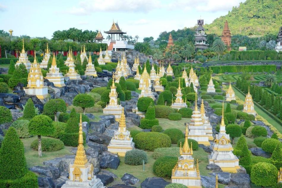 travel - thailand nong-nooch-tropical-garden