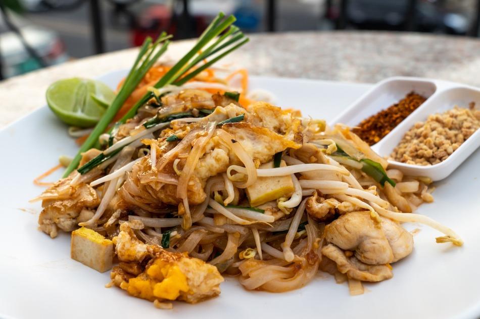Travel - Thailand pad-thai