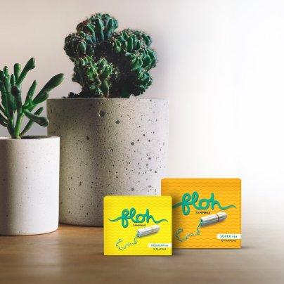 Floh tampons