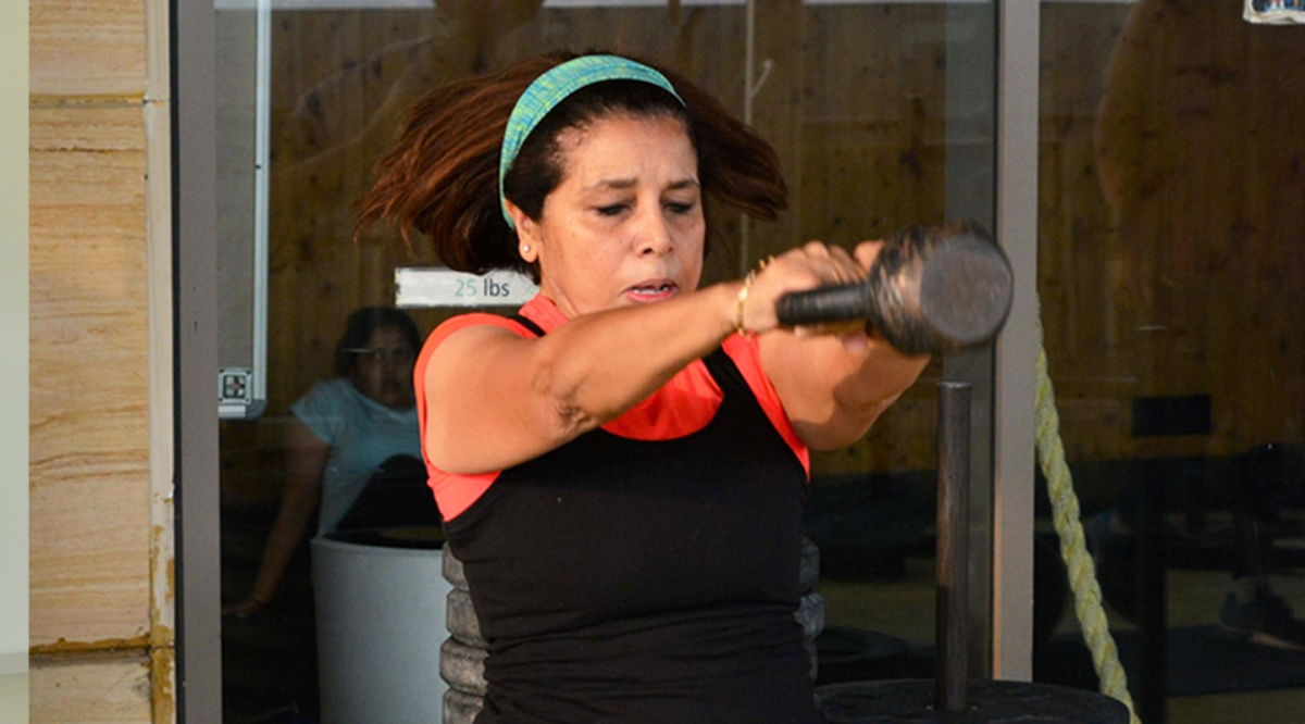 """Women Should Prioritize Fitness As They Get Older,"" Says Senior CrossFit Champ"