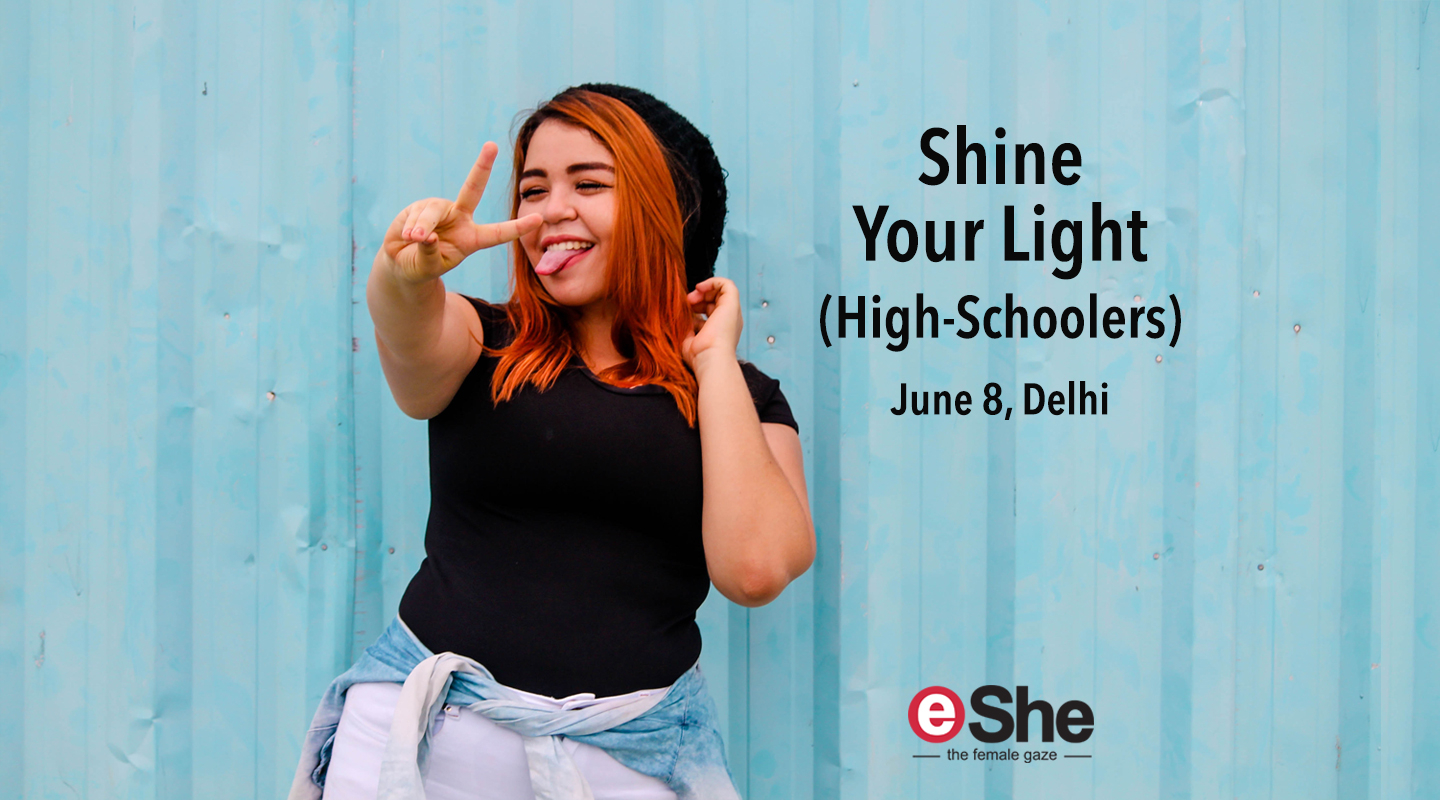 Delhi Teenagers, Get Ready to Shine Your Light!