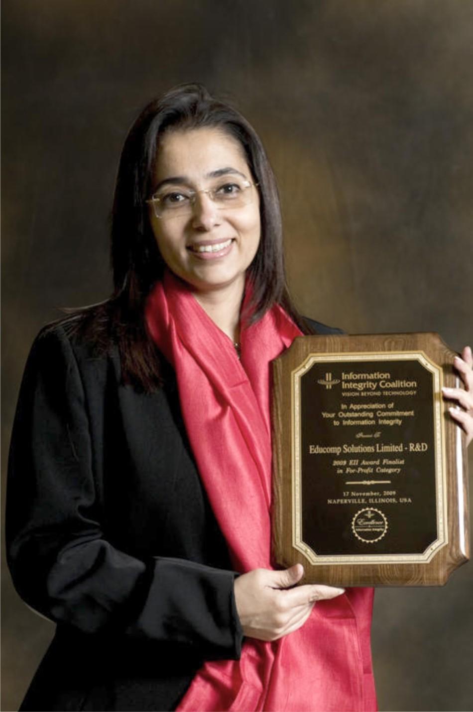 Bindu Rana award