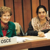 Meet The Woman Who Coined the Slogan: 'Women's Rights Are Human Rights'