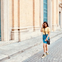 An Indian Student in Italy Notes the Startling Similarities in the Two Cultures