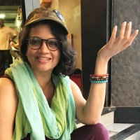 Renowned Theatre Artiste Rashi Bunny Teaches an Unlikely Subject: Conscious Living
