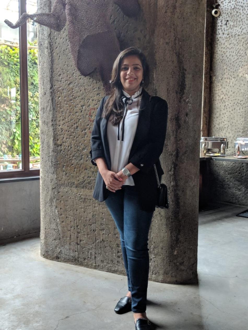Shaadi Squad co-founder Tina Tharwani