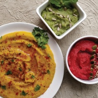 Health-Food Blogger Shefali Batra Shares 4 Nutritious Hummus Recipes