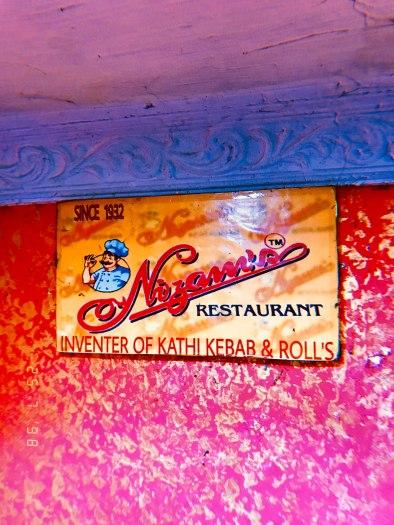The 'original' Nizam's Restaurant