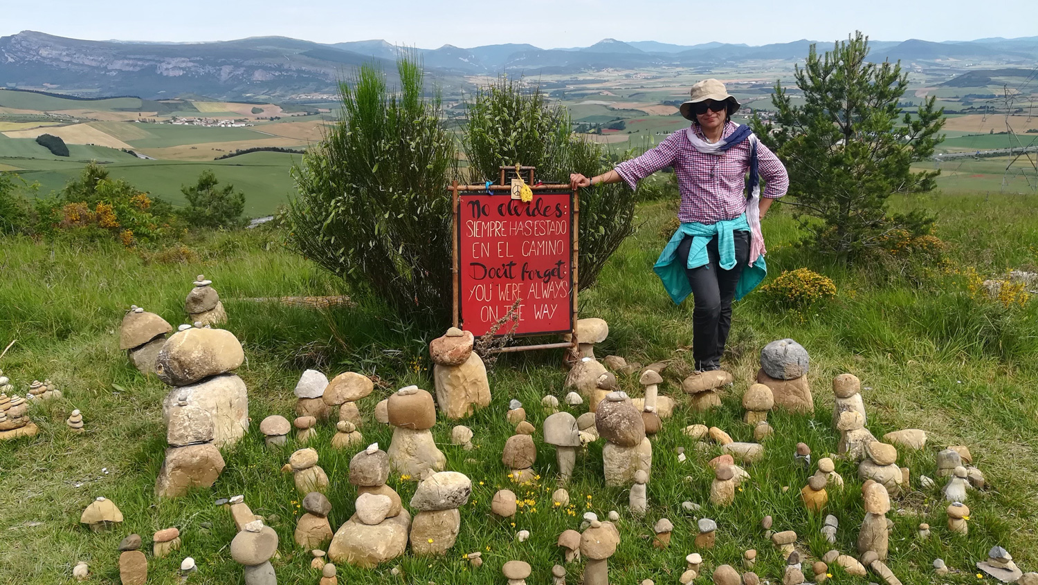 Where's the Faith? An Indian Woman Walks the 800-km Camino de Santiago Pilgrimage