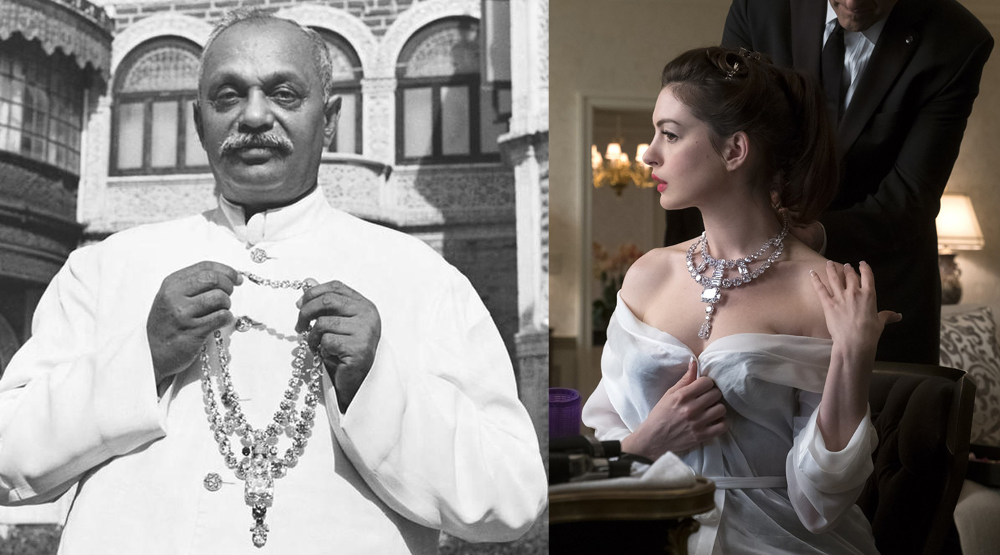 How an Indian Maharaja's Necklace Played Muse for a Hollywood Movie