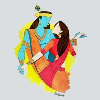 Love in the Time of Krishna