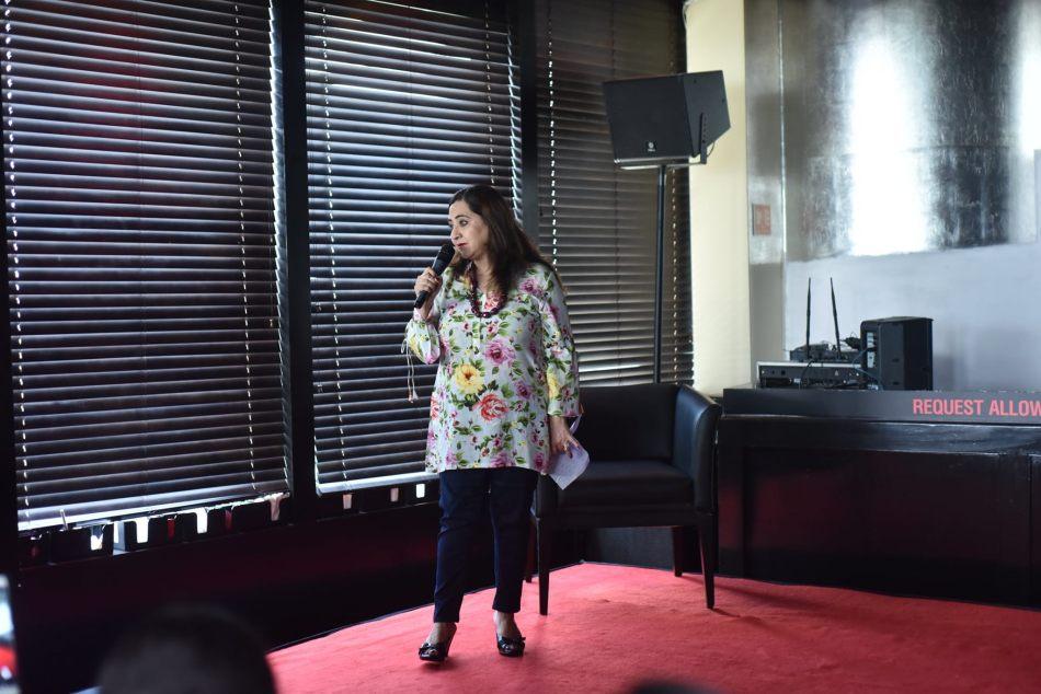 riitu speaking