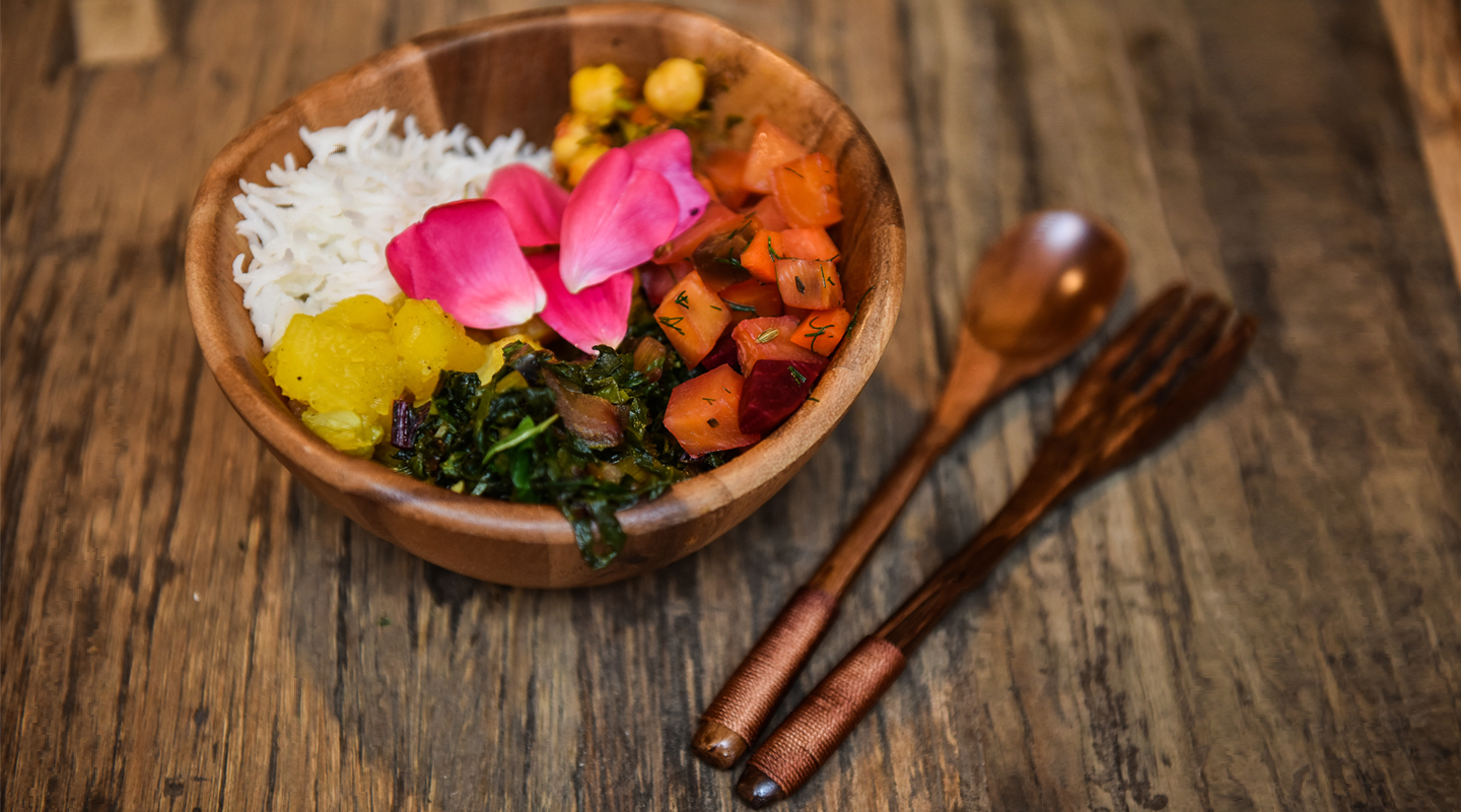 Ayurvedic Chef Smita Daya on How Healthy Food Infuses 'Prana' in the Body
