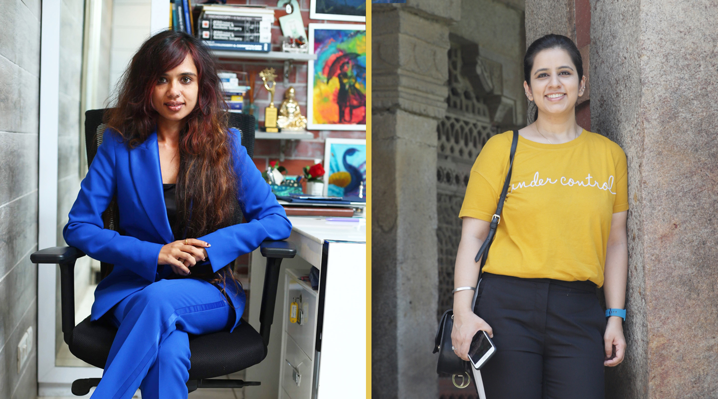 Meet 2 Delhi Doctors Who Are Also Very Talented Artists!