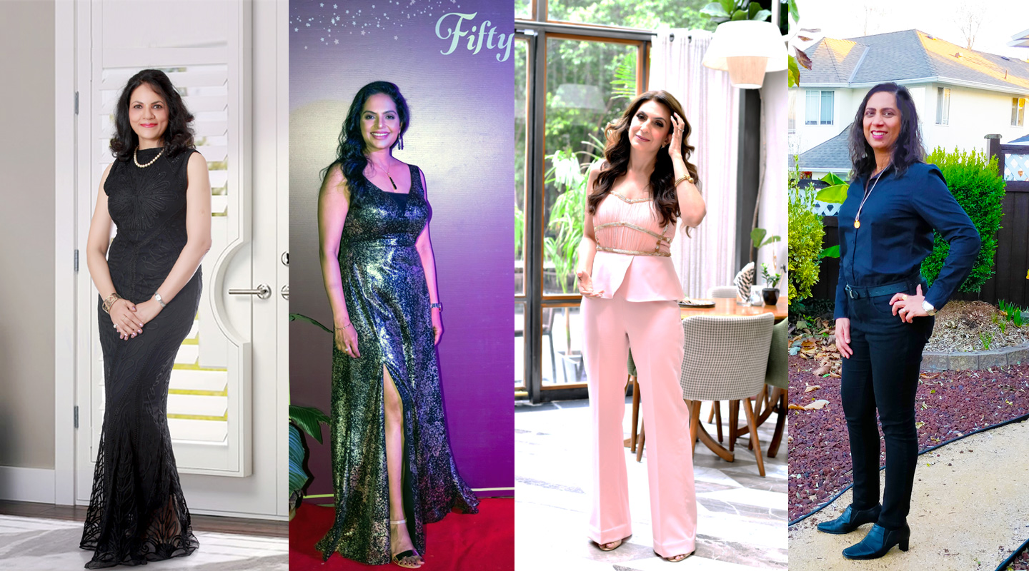 4 Divas Share How They Stay Fit and Fab at 50!