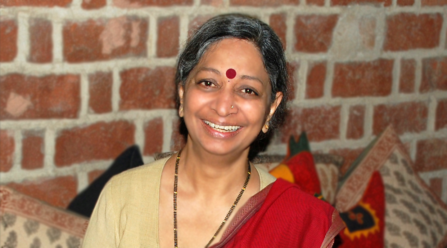 """We Need to Look at Child Poverty as a Crisis"": Geeta Dharmarajan"