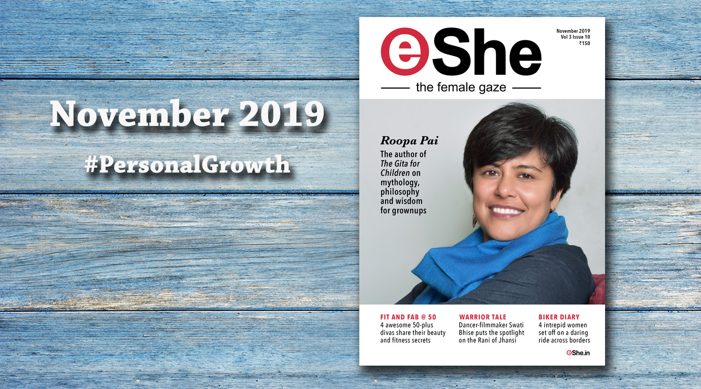 Read the November 2019 Issue of eShe Magazine