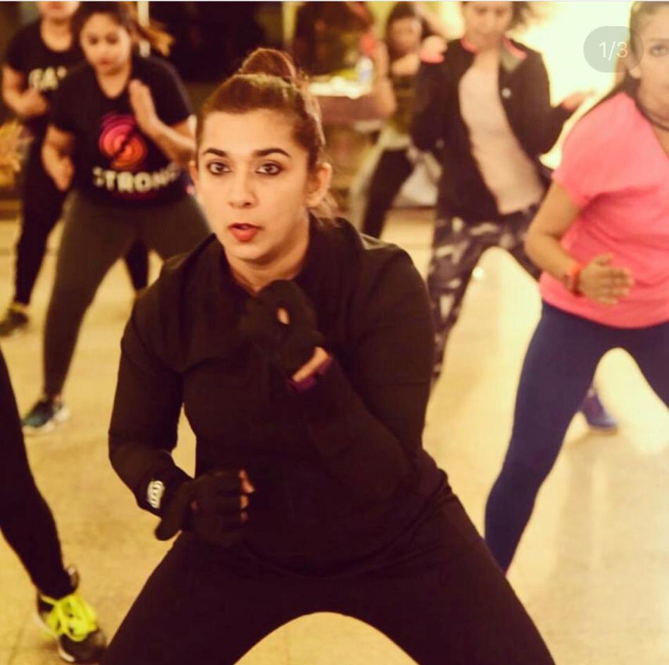 Deepa- Zumba fitness with Deepa