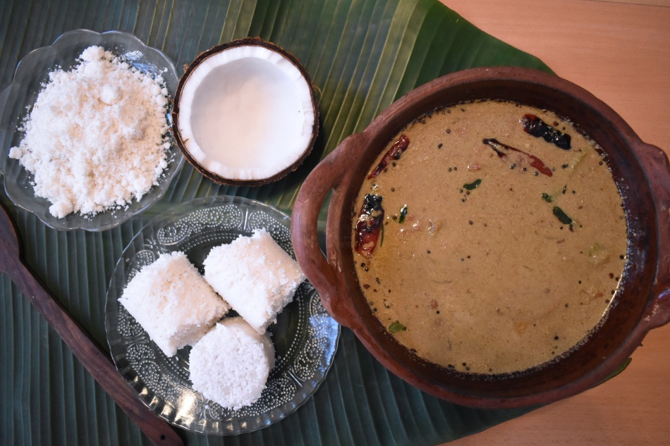 Food-puttu-chana