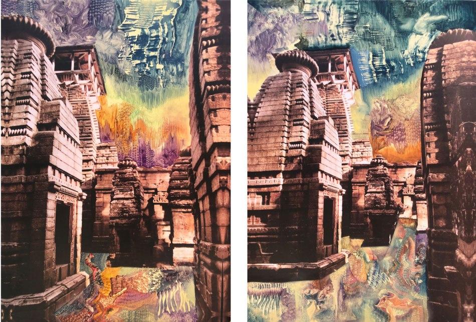 Sahaya-Sharma-Jageshwar-Temple-Diptych-3&4