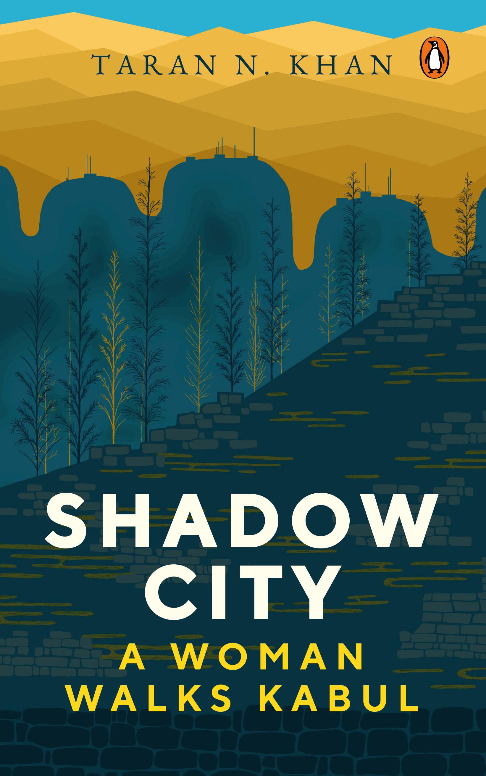 Taran Khan book Shadow City