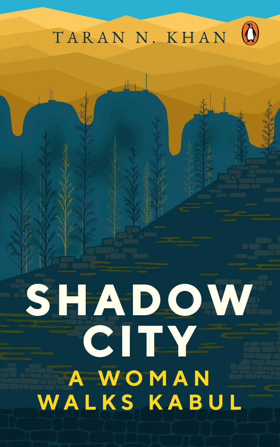 Taran Khan book Shadow City