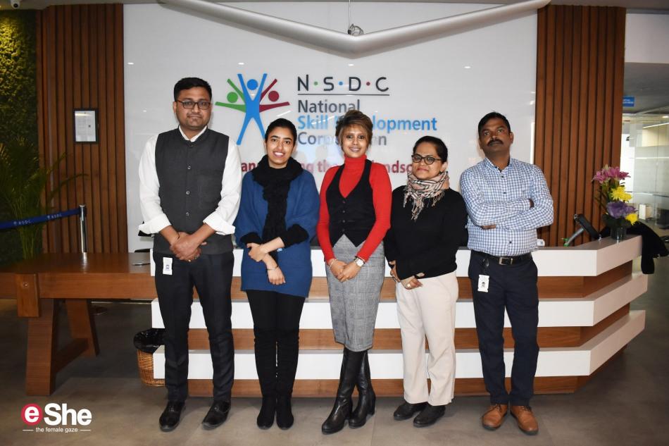 Archana Singh - Skill Saathi team