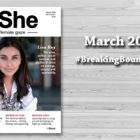 Read the March 2020 Issue of eShe Magazine