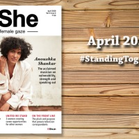 Read the April 2020 Issue of eShe Magazine