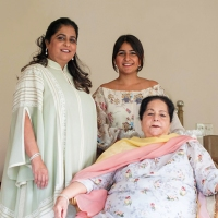 Three Generations of Women and a Bespoke Fashion Label